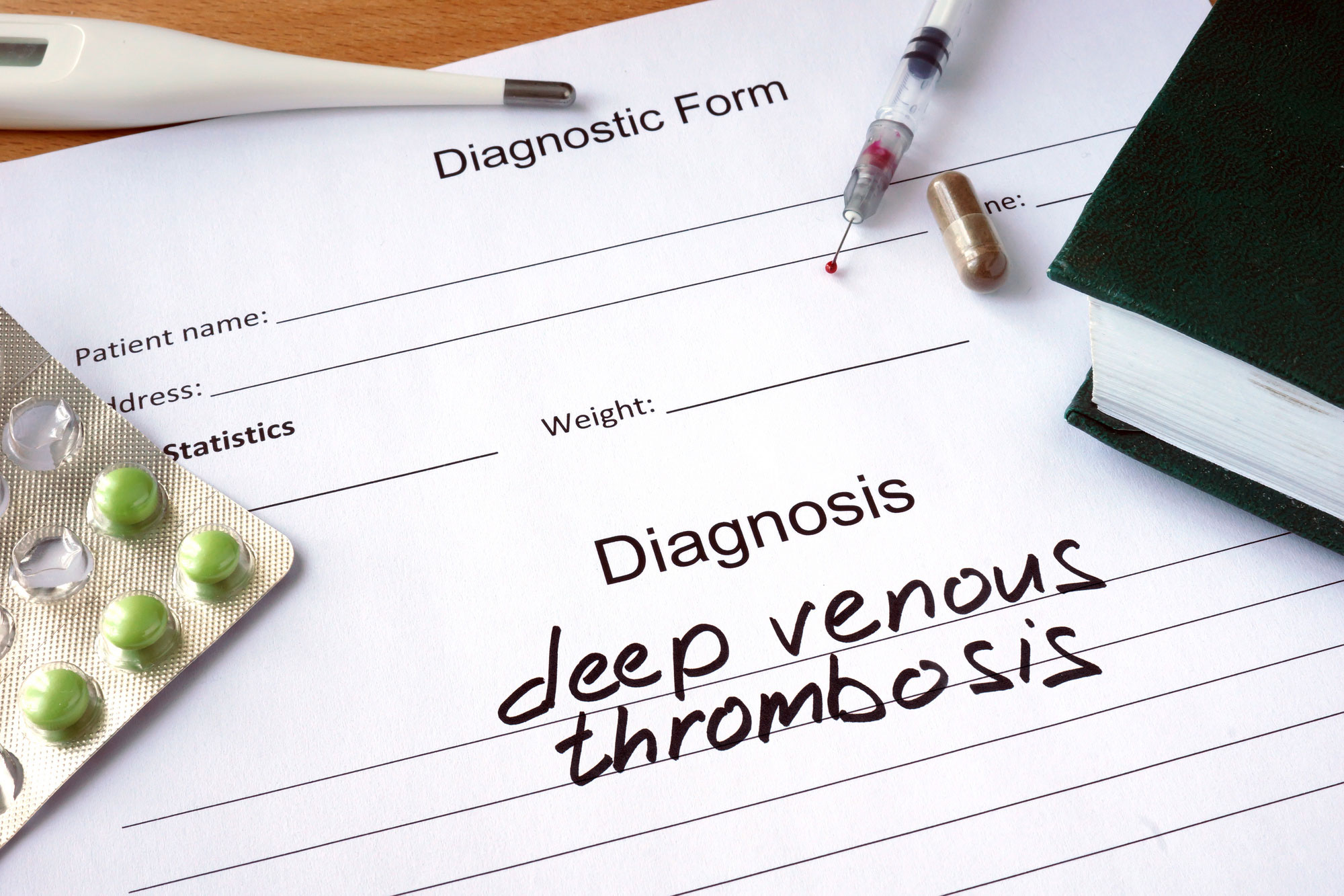 How Vein Disease is Diagnosed